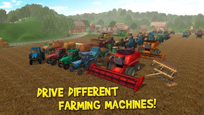 USA Country Farm Simulator 3D screenshot three