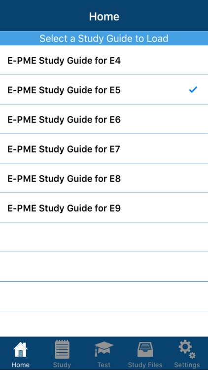 USCG E-PME Study Guide screenshot-0