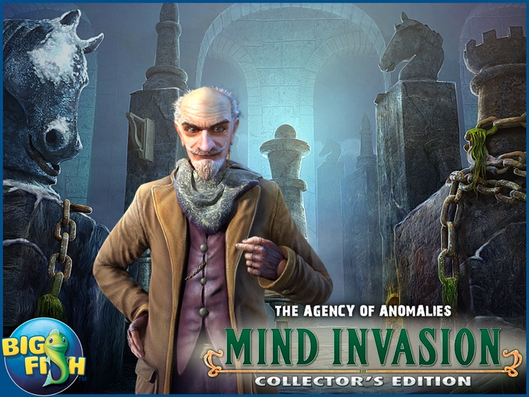 The Agency of Anomalies: Mind Invasion HD - A Hidden Object Adventure (Full) screenshot-4