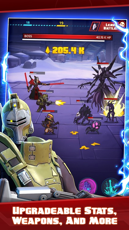Battleborn® Tap screenshot-3