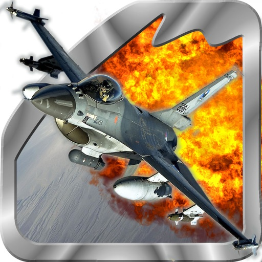 Aircraft Combat Sky - Airplane Flight Force Attack