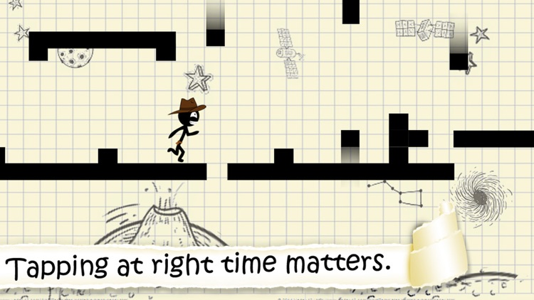 Amazing Line Runner – A Running and Jumping Adventure for Stickman screenshot-3