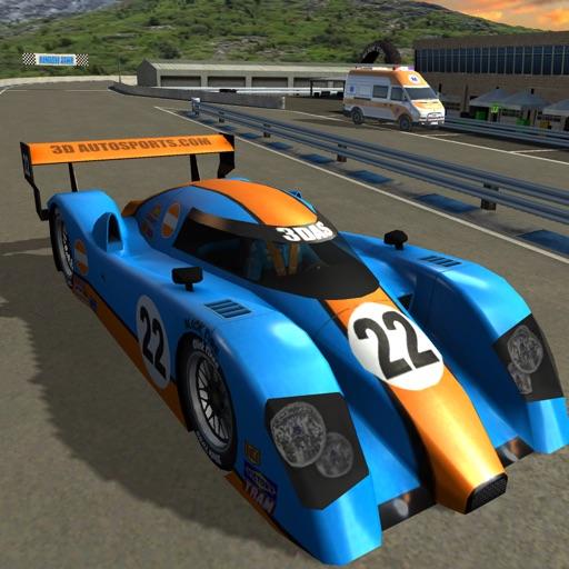Baixar Adrenaline Lemans Racing 3D - Extreme Car Racing Challenge Simulators para iOS