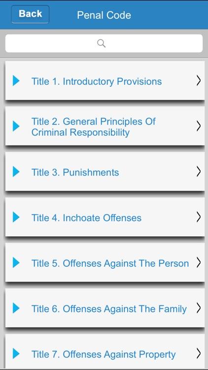 Penal Code Of Texas 2016