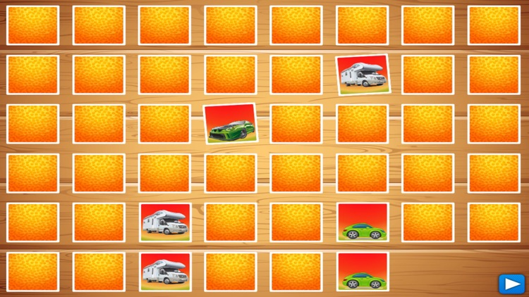 Find The Pairs - Cars Edition screenshot-4