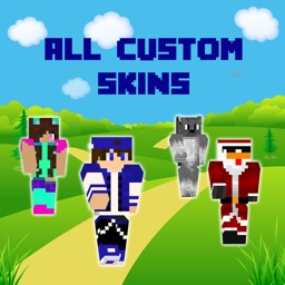 Custom Skins - Exclusive Collection of Minecraft Skins