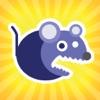 飢餓 老鼠 -滑稽 免費 遊戲