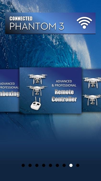 Control for Phantom 3 Standard, Advanced & Professional Drones screenshot-4