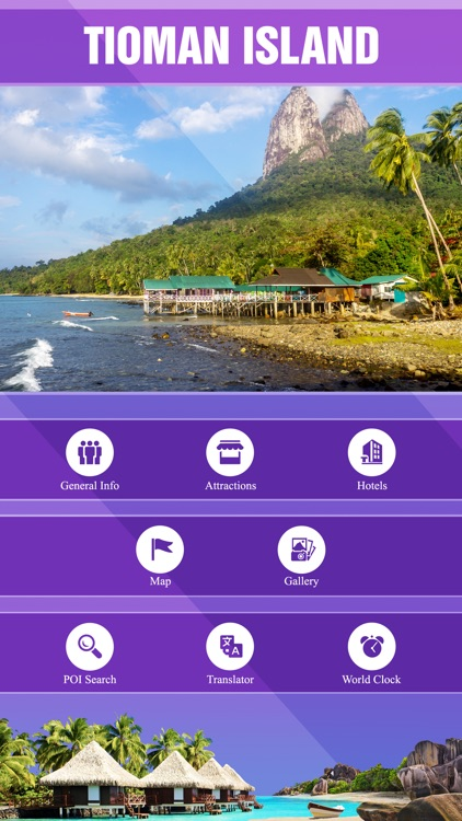 Tioman Island Tourism Guide screenshot-1