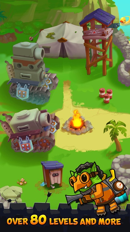 Monster Mania TD: Tanks screenshot-4