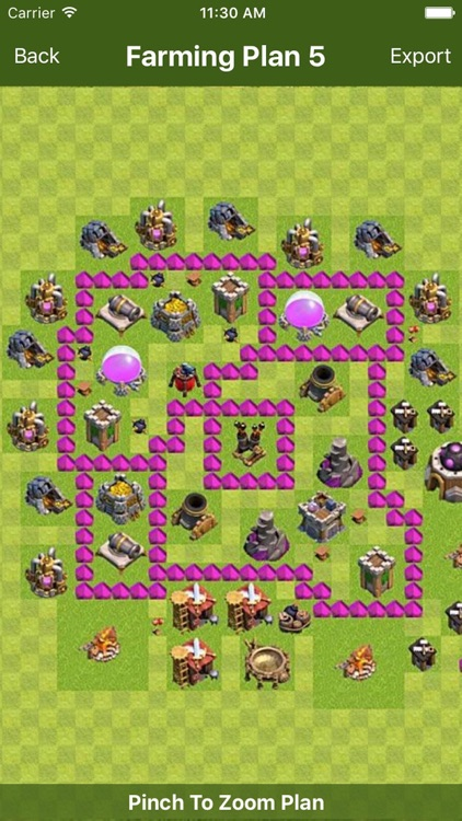 Maps and Layouts for Clash of Clans screenshot-3
