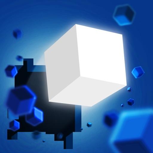 Cube Run - The Dark Building