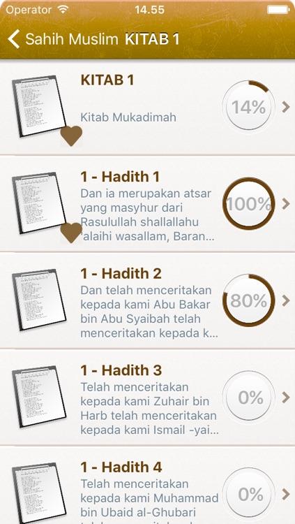 Sahih Muslim in Indonesian Bahasa and in Arabic (Lite) - + 5300 Hadiths - صحيح مسلم