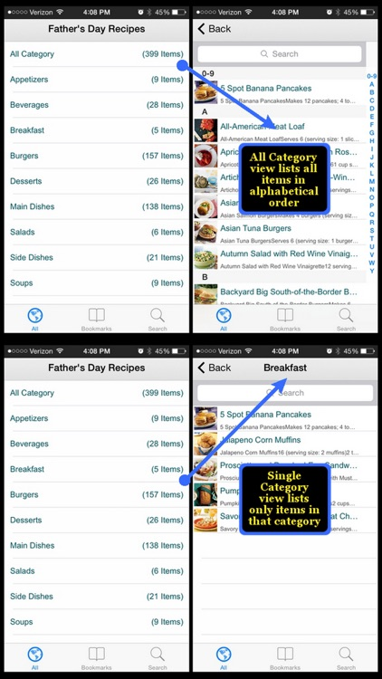 Father's Day Recipes screenshot-3