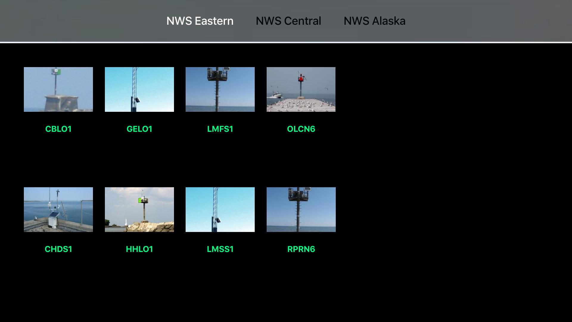 Instant NOAA Buoys 3D Pro screenshot 10