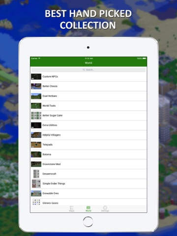 Maps world lite for minecraft pc ultimate collection for 2016 screenshot 3 for maps world lite for minecraft pc ultimate collection for gumiabroncs Images