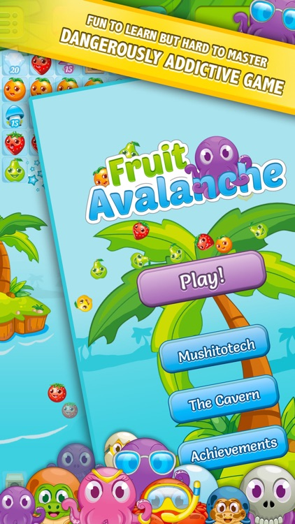 Fruit Avalanche Full screenshot-0