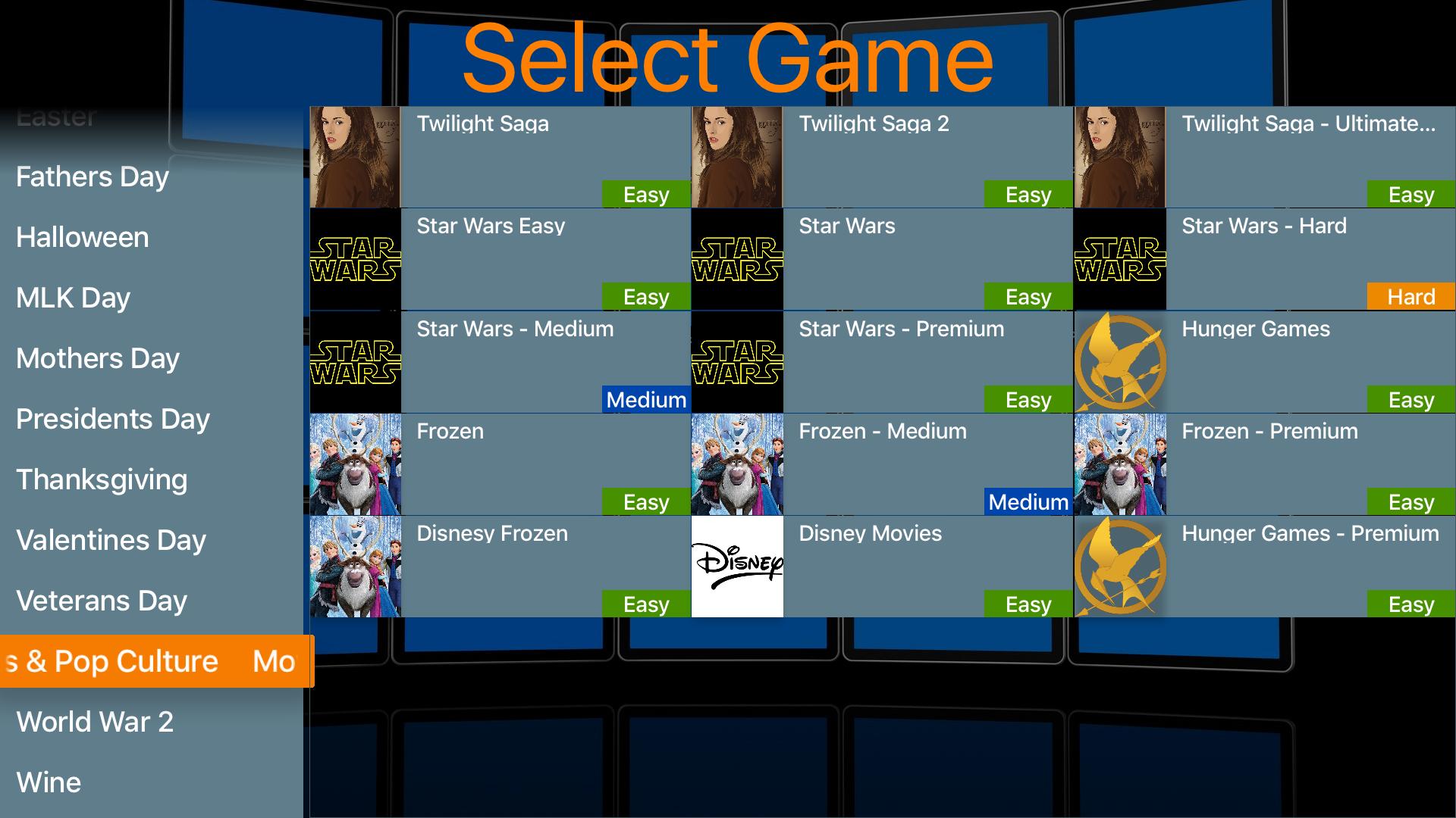 Family Trivia Night screenshot 2