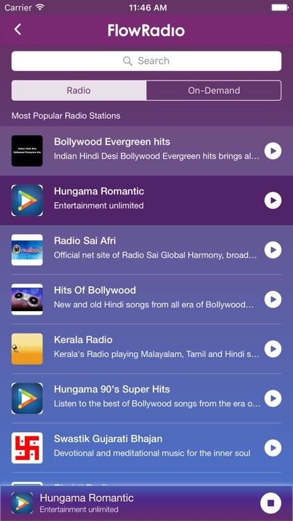 FlowRadio screenshot-4