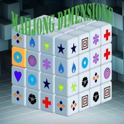 Mahjong Dimensions - Match The Tiles