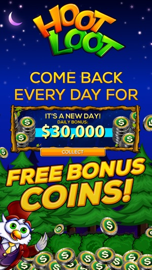 free hoot loot casino game