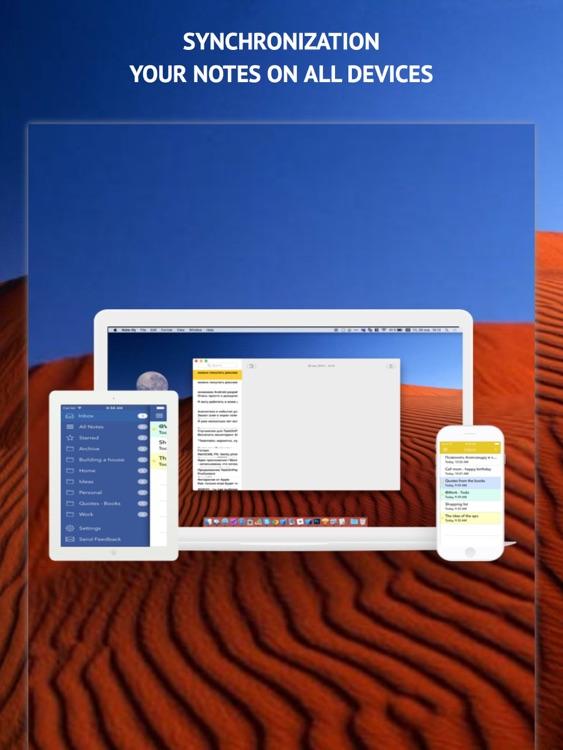 Note-Ify HD Pro screenshot-3