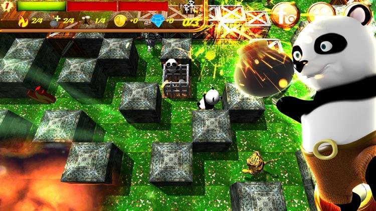 Hero Panda Bomber Ultimate screenshot-0