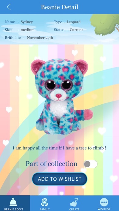 My Collection – Beanie Boos screenshot one