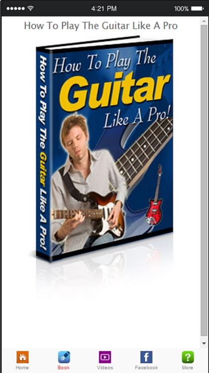 How to Play Guitar - Guitar Learning Guide screenshot-3