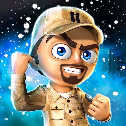 Feel the Freeze in Tiny Troopers: Alliance This Week