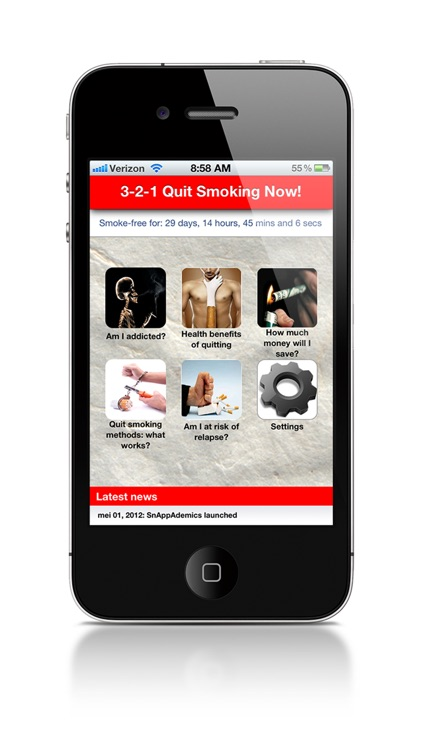 3-2-1 Quit Smoking Now!