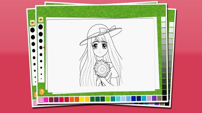Little Princess Farbbuch für Kinder: erfahren, Malerei und Zeichnung ...