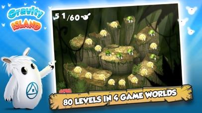 Gravity Island - Shiro's Adventure Screenshot 2