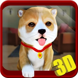Dog Simulator 3D - Real Cute Puppy Simulation Game to Play & Explore the Home