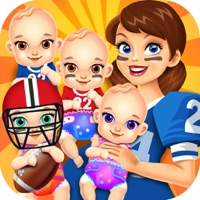 Codes for Cheerleader Baby Salon Spa - Candy Food Cooking Kids Maker Games for Girls! Hack
