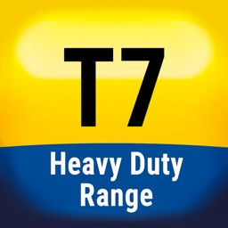 New Holland Agriculture T7 Heavy Duty range app