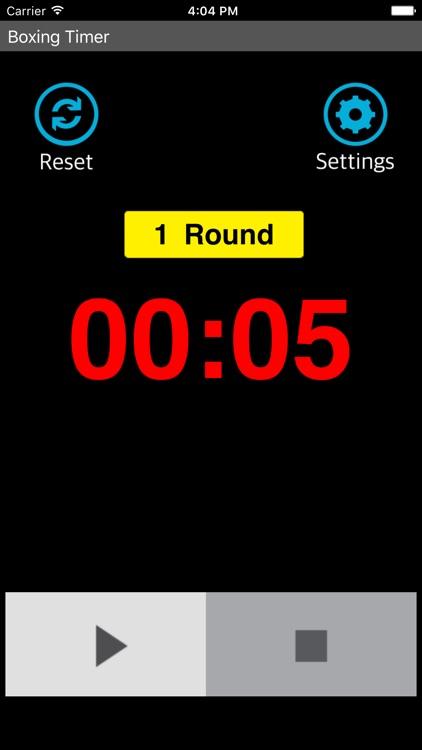 Boxing Timer (Training Timer)