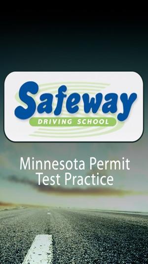 drivers ed test mn
