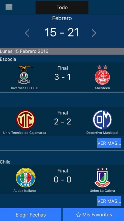FOX Deportes screenshot-3
