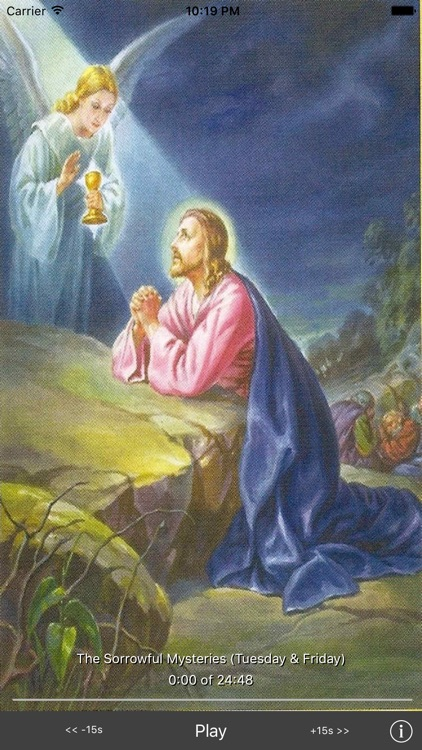 Holy Rosary - Scriptural Edition