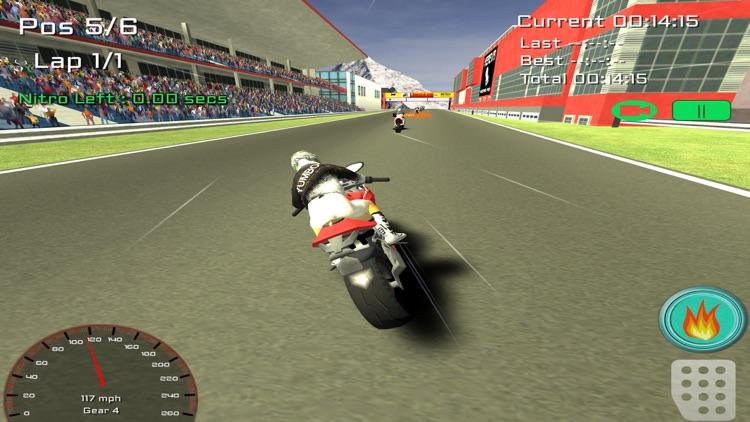 Moto Racer 2 - Real Motorbike and Motorcycle World Racing Championship Games screenshot-0