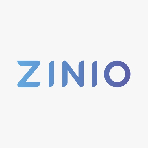 Zinio - The World's Magazine Newsstand app logo