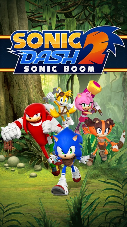 Sonic Dash 2: Sonic Boom screenshot-0