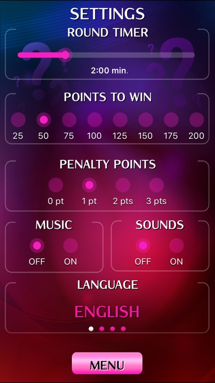 Battle of Words - Party Game screenshot-2