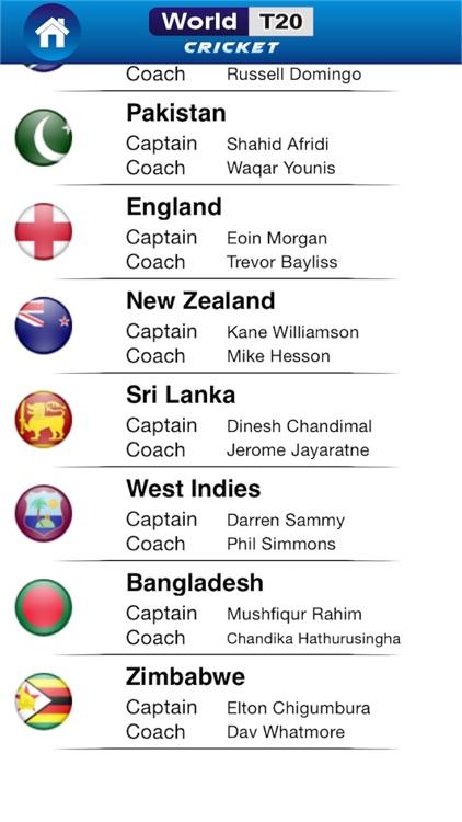 Cricket World T20 screenshot-3