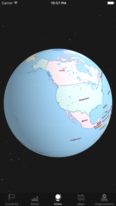 WorldABC Blue — The CIA World FactBookのおすすめ画像1