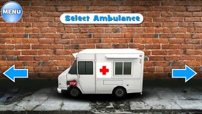 Drive Ambulance 3D Simulator screenshot three