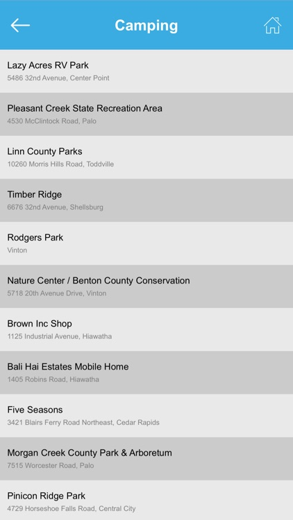 Iowa Recreation Trails screenshot-4