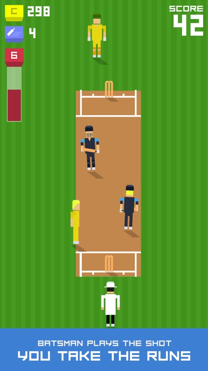 One More Run: Endless Cricket Runner