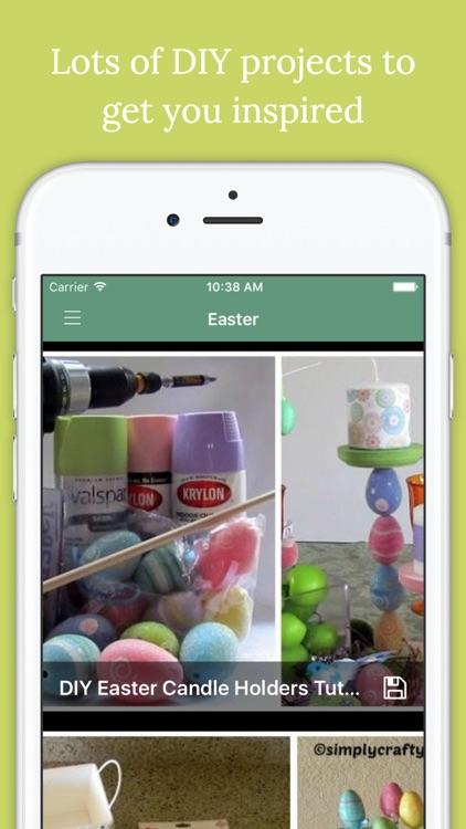 Easter DIY Tutorials Free screenshot-3